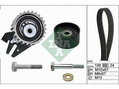Komplet stezača zupčastog remena 530043810 - Alfa Romeo 147 00-10
