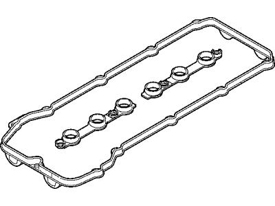 Komplet tesnil pokrovov ventila BMW X3 03-10