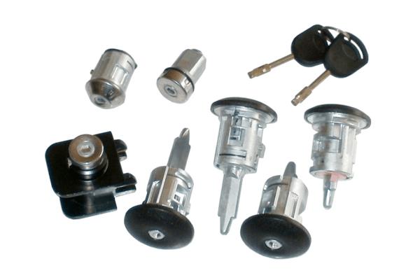 Komplet vložkov ključavnic Ford Transit 00-06