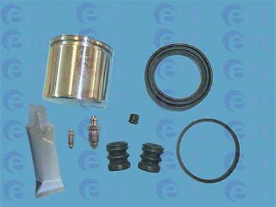 Komplet za obnovo zavornih čeljusti Alfra Romeo 145 94-00, spredaj