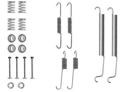 Komplet za obnovo zavornih čeljusti Citroen Berlingo 08-
