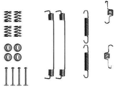 Komplet za obnovo zavornih čeljusti Dacia Logan 04-