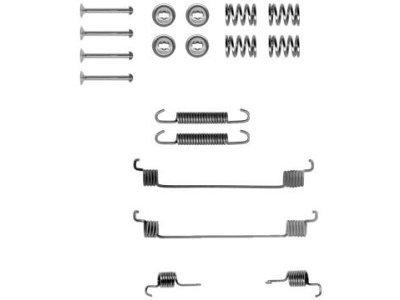 Komplet za obnovo zavornih čeljusti Fiat 500 07-