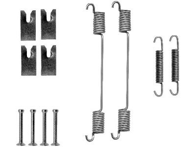 Komplet za obnovo zavornih čeljusti Fiat Ducato 02-