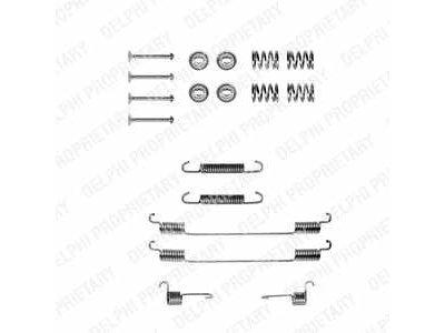 Komplet za obnovo zavornih čeljusti Fiat Fiorino 87-01