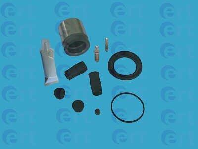 Komplet za obnovo zavornih čeljusti Fiat Siena, 97-02, spredaj