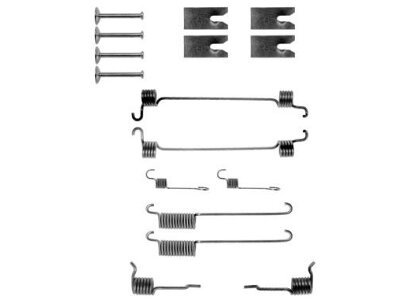 Komplet za obnovo zavornih čeljusti Ford Escort 90-, 0731