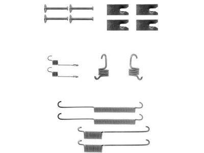 Komplet za obnovo zavornih čeljusti Ford Mondeo 93-00
