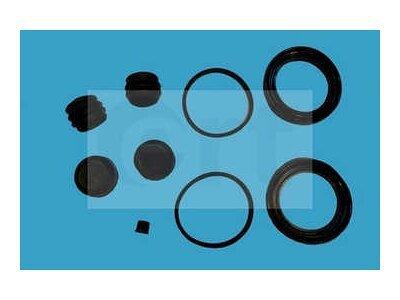 Komplet za obnovo zavornih čeljusti Iveco Daily, 00-06, spredaj