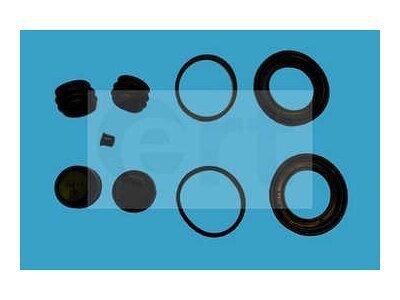 Komplet za obnovo zavornih čeljusti Iveco Daily, 00-06, zadaj