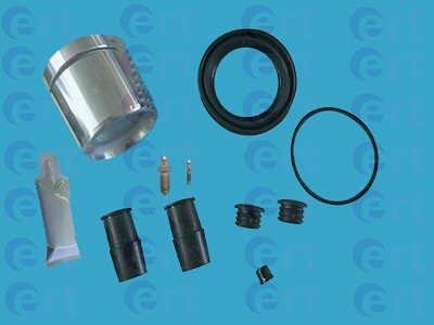 Komplet za obnovo zavornih čeljusti Mazda 121, 96-00, spredaj