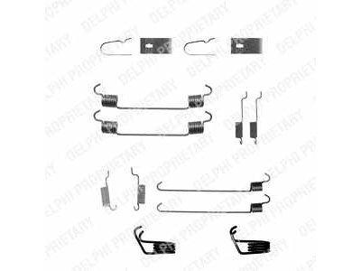 Komplet za obnovo zavornih čeljusti Mazda 323 98-03