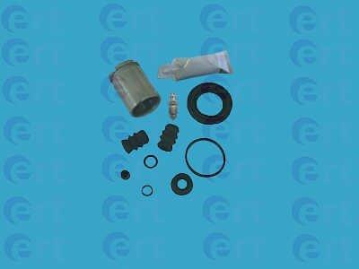 Komplet za obnovo zavornih čeljusti Nissan Almera, 00-06, zadaj
