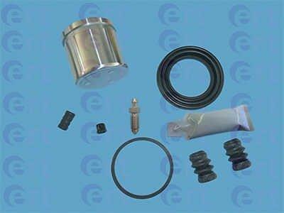 Komplet za obnovo zavornih čeljusti Nissan Almera, 95-00, spredaj