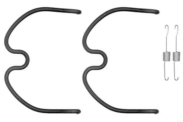 Komplet za obnovo zavornih čeljusti Opel Agila 00-08