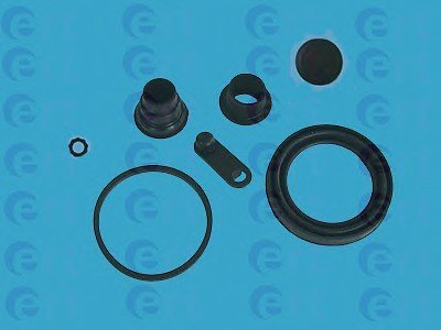Komplet za obnovo zavornih čeljusti Opel Agila 08-15, spredaj