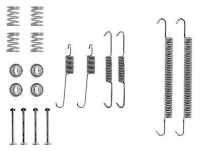 Komplet za obnovo zavornih čeljusti Peugeot 405 87-96