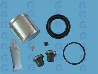 Komplet za obnovu čeljusti kočnica Fiat 500, 07-13, prednji