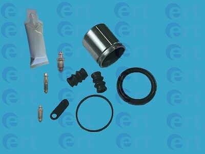Komplet za obnovu čeljusti kočnica Peugeot 206, 98-09, spreda