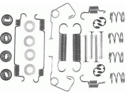 Komplet za obnovu kočionih čeljusti Ford Transit 92-00