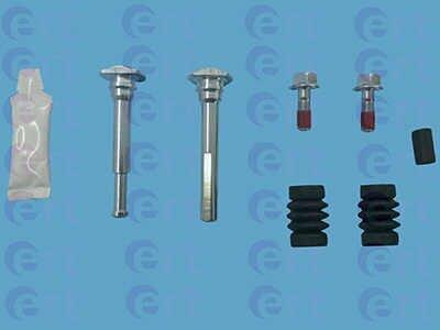 Komplet za obnovu kočionih čeljusti  Nissan Interstar 00-10, naprijed