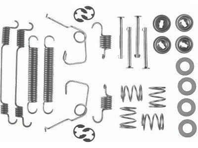 Komplet za obnovu kočionih čeljusti Opel Movano 10-