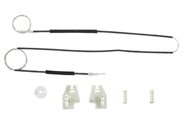 Komplet za popravak mehanizma stakla BMW Serije 3 (E46) 98-06, naprijed