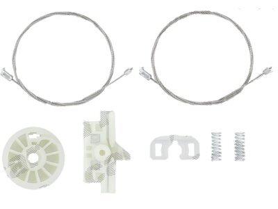 Komplet za popravilo mehanizma stekla Fiat Punto 12-