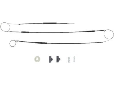 Komplet za popravilo mehanizma stekla Seat Arosa 97-00