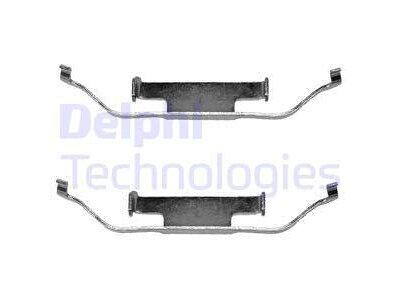 Komplet za popravilo zavornih oblog BMW Serije 1 04-13