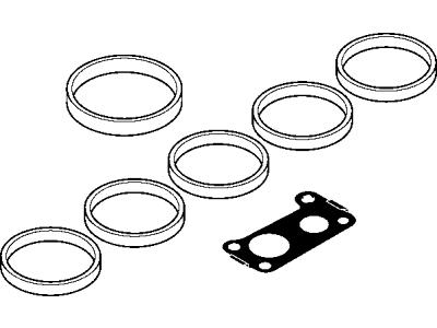 Komplet zaptivki usisne grane Mercedes-Benz Razred C 00-07