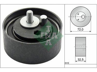 Komplet zubatog remena (napinjač) 531047720 - Škoda Superb 02-08