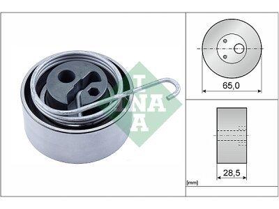 Komplet zubatog remena (napinjač) 531053520 - Opel Corsa 06-15