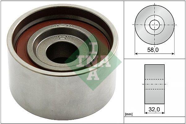 Komplet zubatog remena (napinjač) 531058210 - Hyundai Accent 00-06