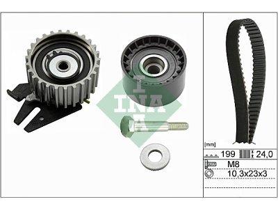 Komplet zupčastog remena 530062810 - Alfa Romeo 147 00-10