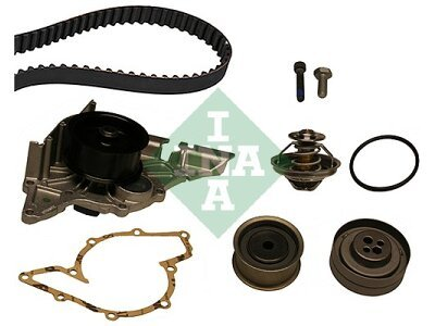 Komplet zupčastog remena (+ Vodena pumpa) 530016130 - Audi A8 94-03