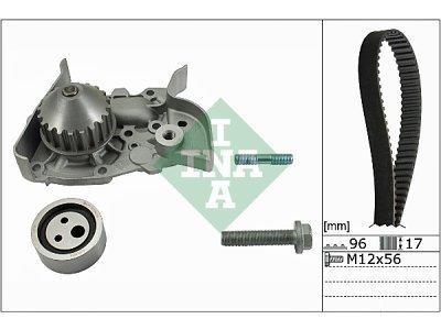 Komplet zupčastog remena (+ Vodena pumpa) 530019130 - Renault Kangoo 98-08