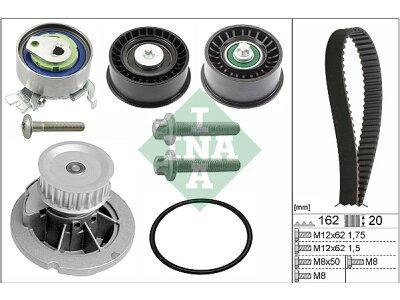 Komplet zupčastog remena (+ Vodena pumpa) 530044130 - Opel Zafira 99-11