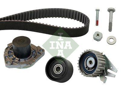 Komplet zupčastog remena (+vodena pumpa) 530056130 - Alfa Romeo Giulietta 10-