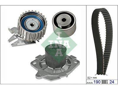 Komplet zupčastog remena (+ Vodena pumpa) 530062030 - Lancia Kappa 94-01