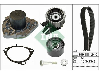 Komplet zupčastog remena (+vodena pumpa) 530062830 - Alfa Romeo 147 00-10