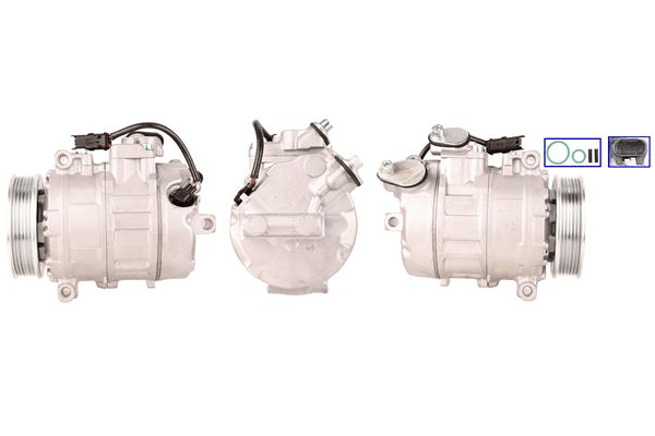Kompresor klime 2001KS-1 - BMW X1 09-15