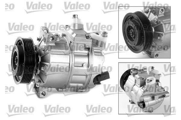 Kompresor klime 699357 - Seat Toledo 04-