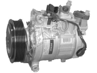 Kompresor klime DCP02028 - Audi A4 00-04