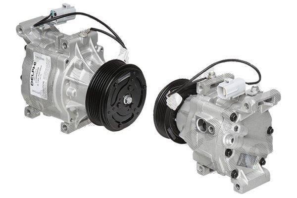 Kompresor klime TSP0159383 - Toyota Corolla 02-07