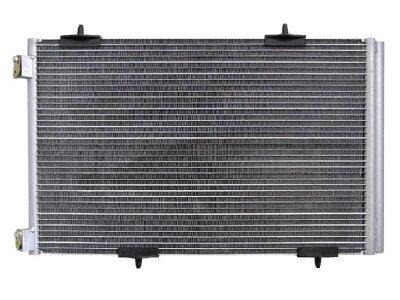 Kondenzator klime 2708K84K - Nissan Micra 10-