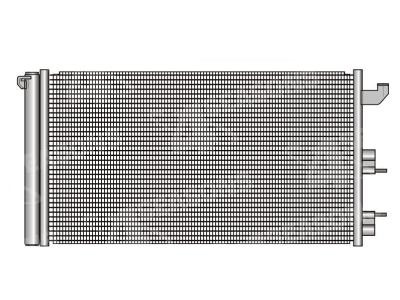 Kondenzator klime 3003K8C2S - Fiat Panda 03-12