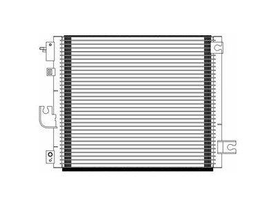 Kondenzator klime 4043K8C1S - Hyundai Atos Prime 99-