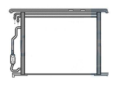 Kondenzator klime 5025K8C1S - Mercedes Razred CL 99-06