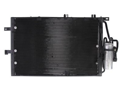 Kondenzator klime 5557K8C1 - Opel Corsa C 00-06